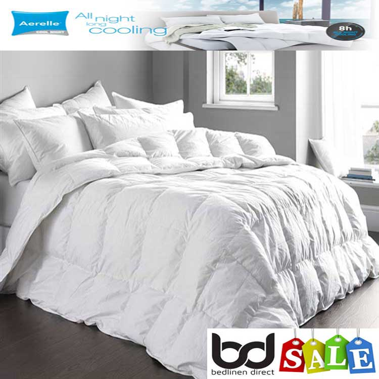 Microfibre Anti Allergy Synthetic Duvets