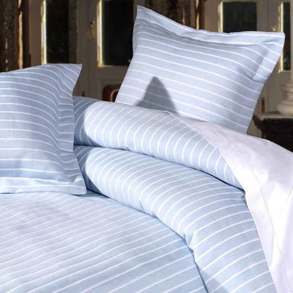 Designport Stripes Jacquard Cotton Duvet Cover Sets