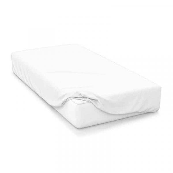 100cm x 200cm Egyptian Cotton Fitted Sheets
