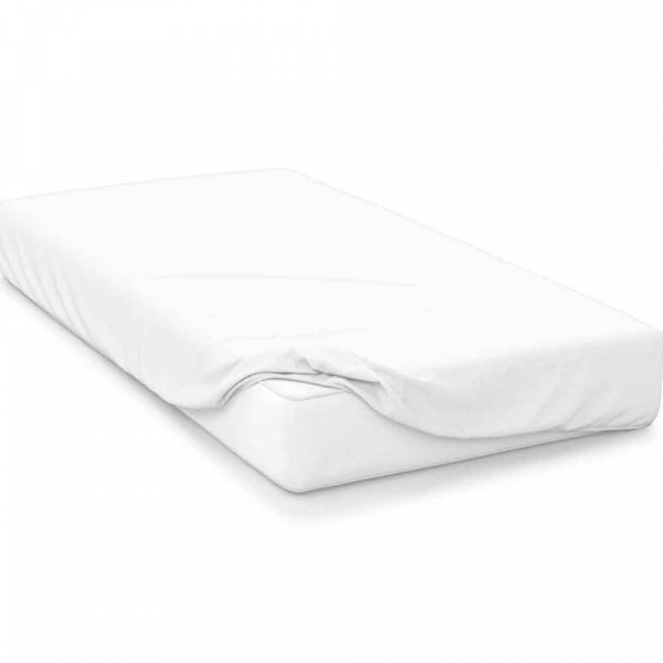 90CM x 200CM Polycotton Percale Fitted Sheets