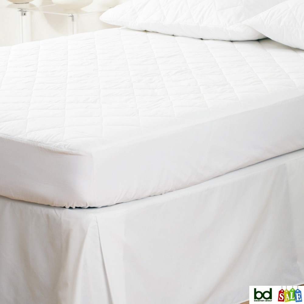 4FT Belledorm Cotton Quilted Mattress Protectors