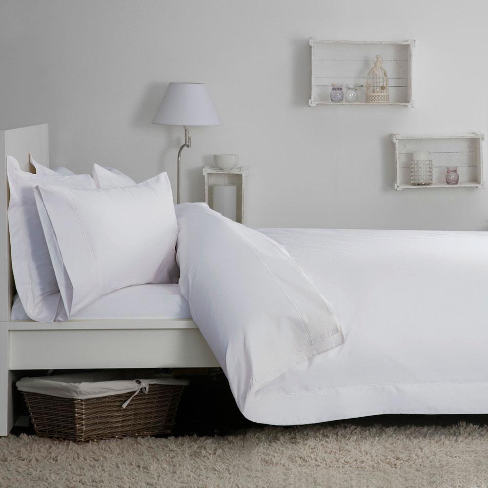 White 400 Thread Count Egyptian Cotton Bedding