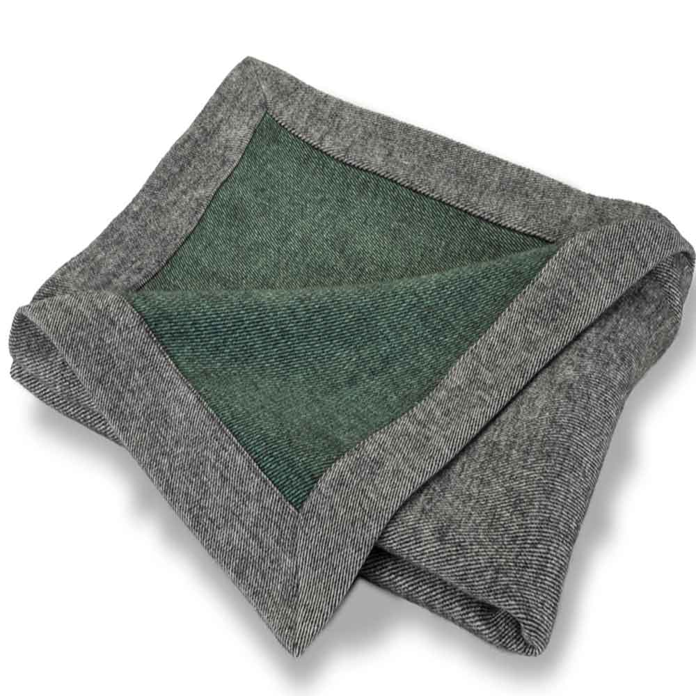Design Port Croft Brushed Cotton Throw