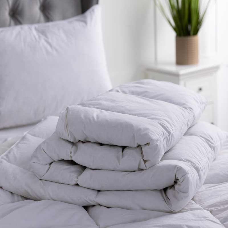 Hotel Suite Duck Feather and Down Duvets
