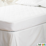 4FT Cotton Quilted Mattress Protectors