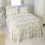 Belledorm Country Diary Viola Quilted Bedspreads