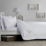 White 400 Thread Count Egyptian Cotton Bedding