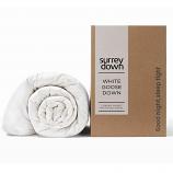 Surreydown White Goose Down Duvets