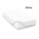200 Thread Count Cotton Percale Extra Deep Fitted Sheets