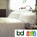 Belledorm White 1000TC Egyptian Cotton Duvet Cover