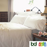 Belledorm Ivory 1000TC Egyptian Cotton Duvet Cover