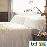 Belledorm Ivory 1000TC Egyptian Cotton Duvet Cover
